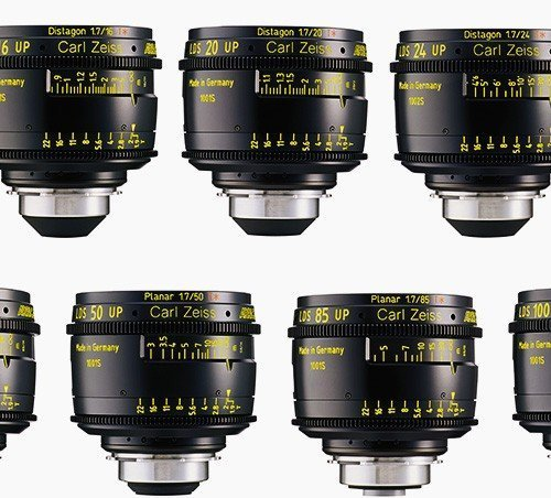 35mm Prime Lenses
